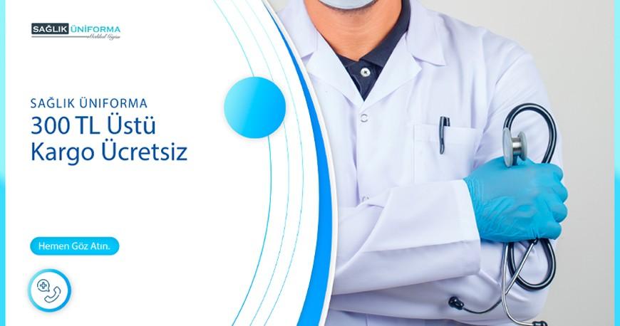 Doktor Önlüğü Slayt 1